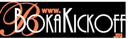 Kick off = Konferens + Aktivitet = BokaKickOff.nu