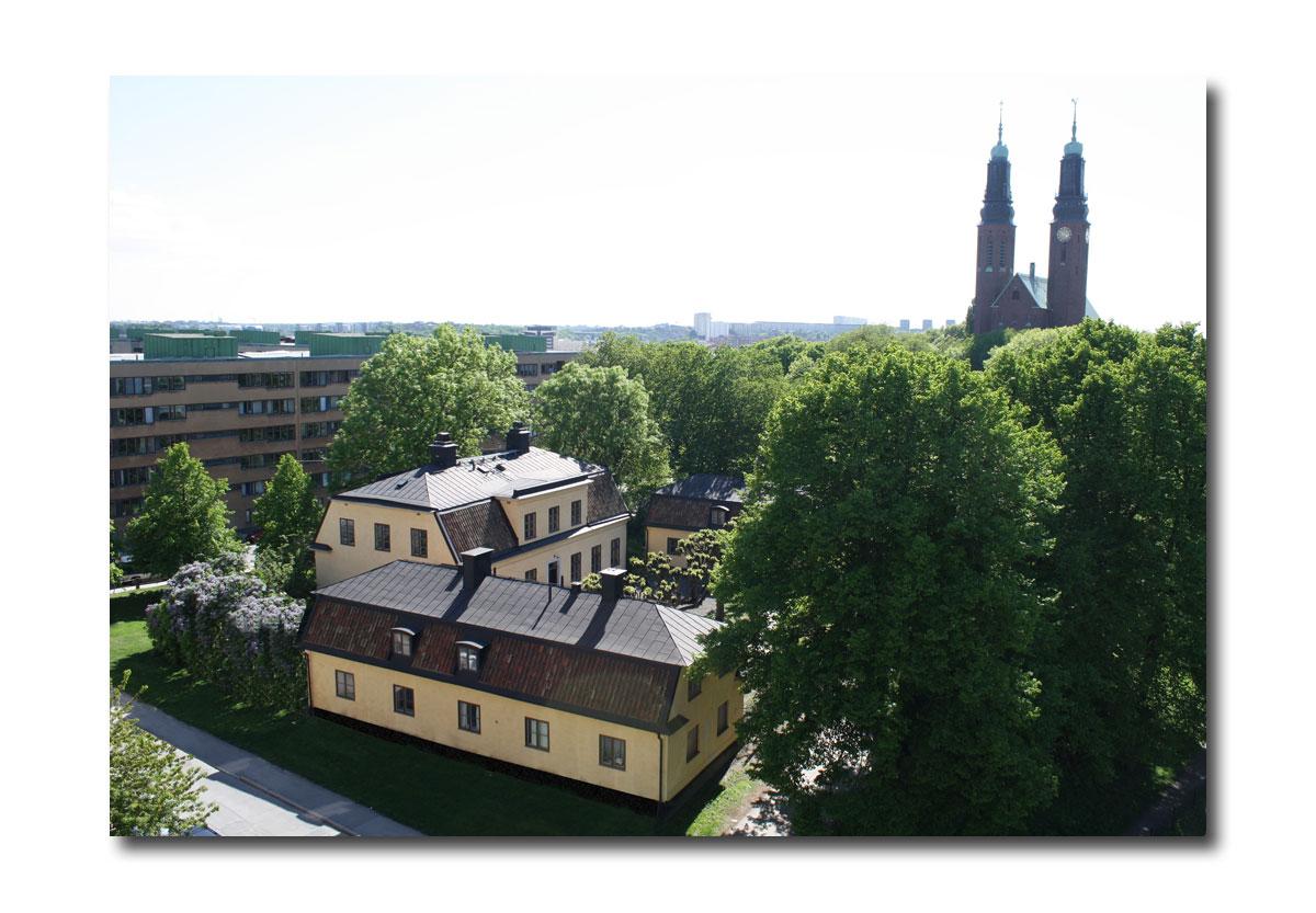 fest chinesse narkotika i Stockholm